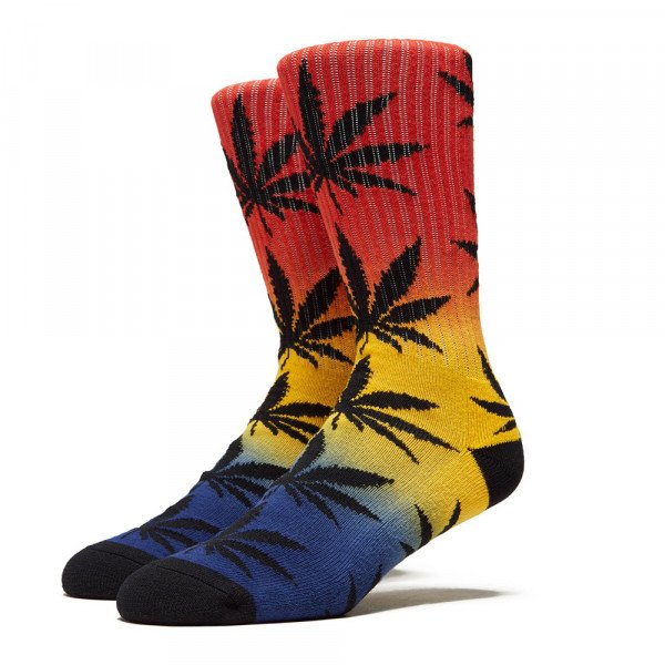 HUF ZEĶES PLANTLIFE GRADIENT DYE YELLOW