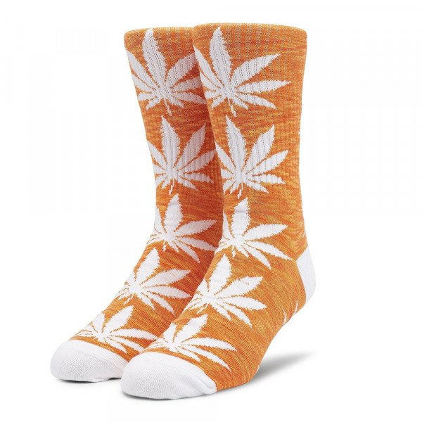 HUF ZEĶES PLANTLIFE MELANGE ORANGE