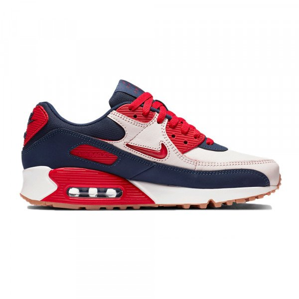 NIKE APAVI AIR MAX 90 PRM SAIL MIDNIGHT NAVY