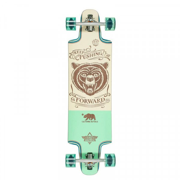 DUSTERS LONGBOARD KODIAK DROP 36