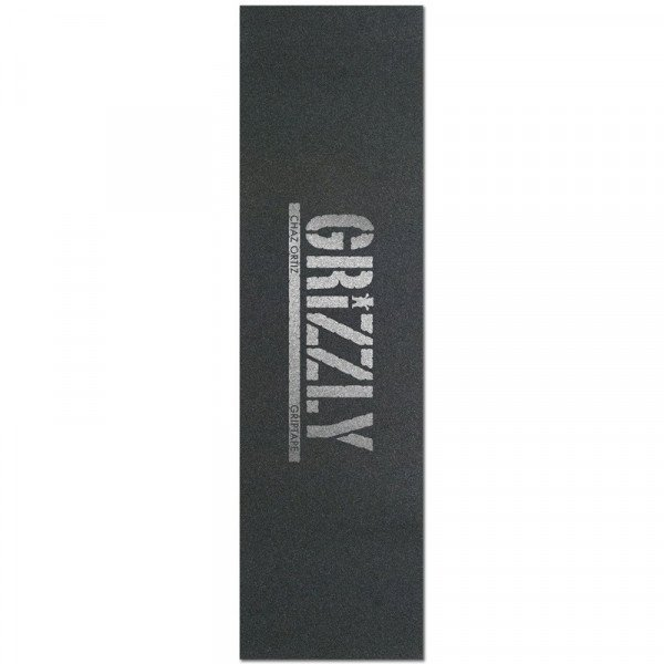 GRIZZLY SMILŠPAPĪRS CHAZ ORTIZ GREY