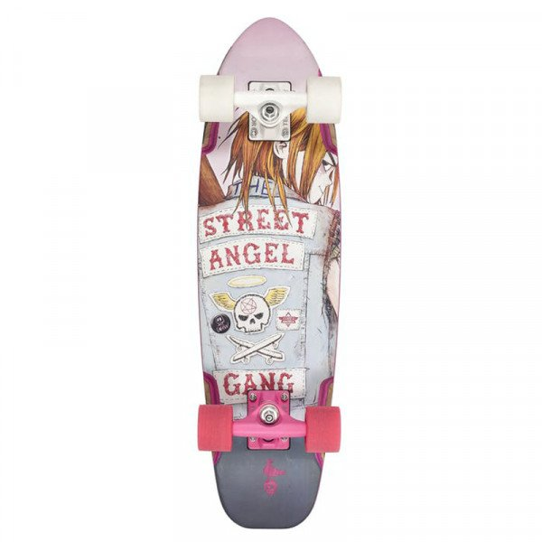 DUSTERS COMPLETE BIRD STREET ANGEL CRUISER 7