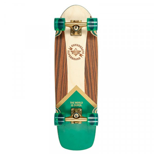 DUSTERS COMPLETE SUPERBRAND RETRO CRUISER 8.75