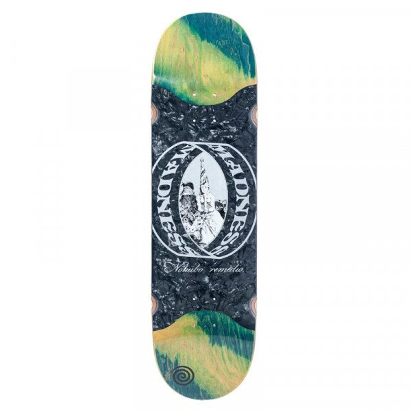 MADNESS DECK NOHUBO RING SLICK R7 8.625