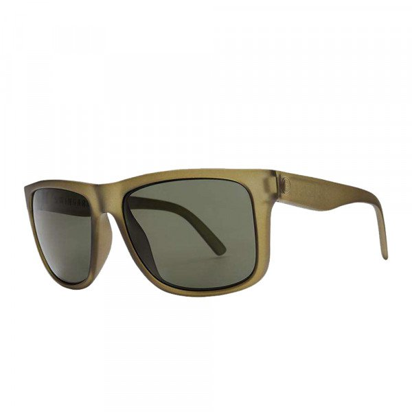 ELECTRIC BRILLES BLACK TOP MATTE OLIVE/P GREY