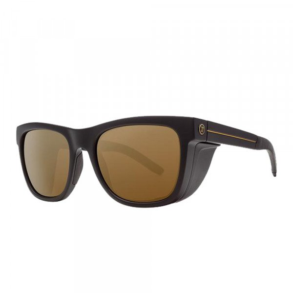 ELECTRIC BRILLES JJF12 MATTE BLACK/BRONZE POLAR PRO