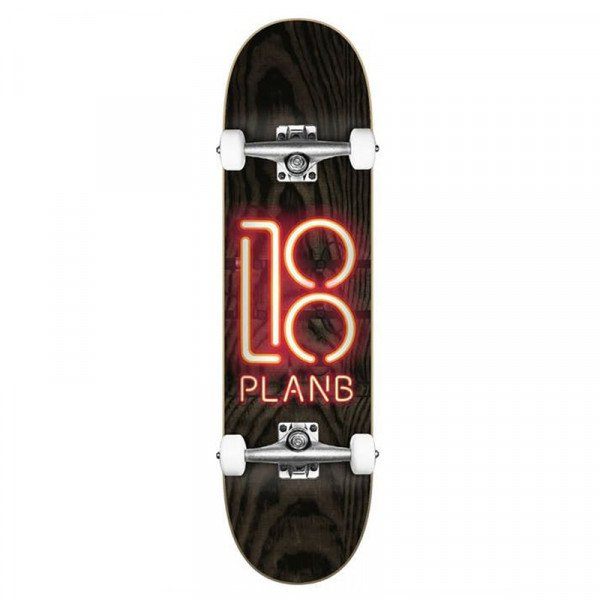 PLAN B COMPLETE TEAM NEON SIGN 8