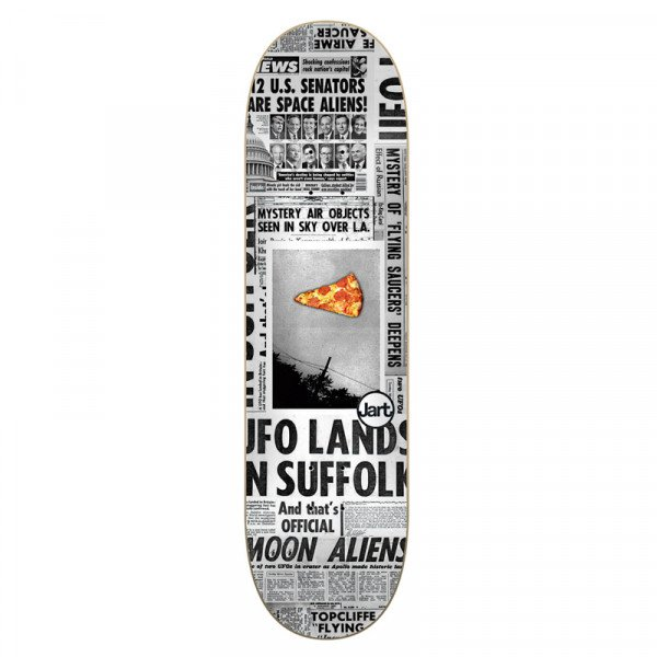 JART DECK FLYING SAUCERS 8.25