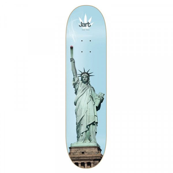 JART DECK WEED NATION LIBERTY 8.625