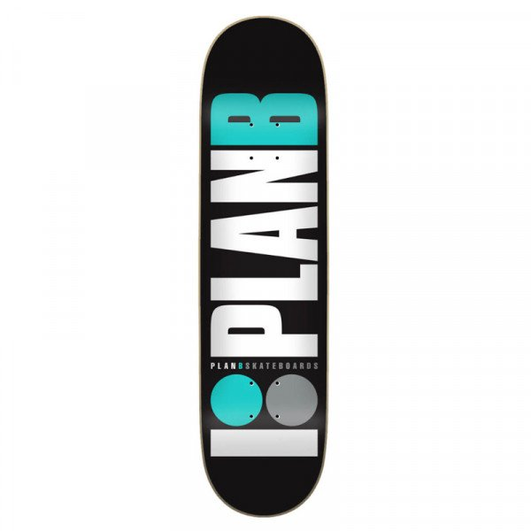 PLAN B DECK TEAM OG TEAL 8.25