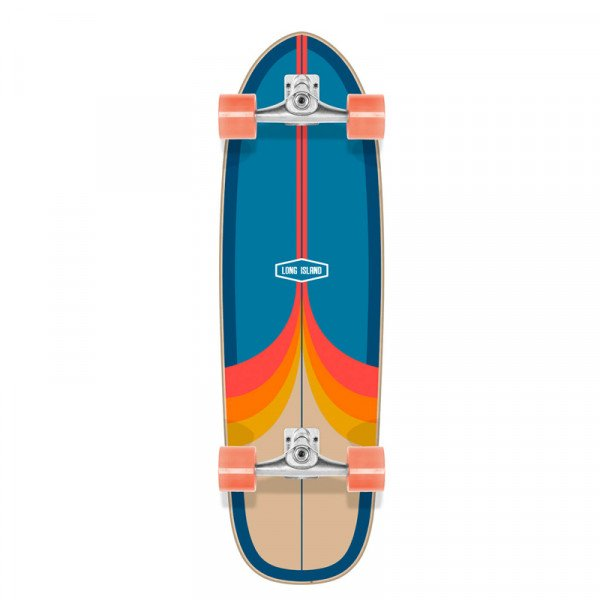 LONG ISLAND SURFSKATE ASH 34