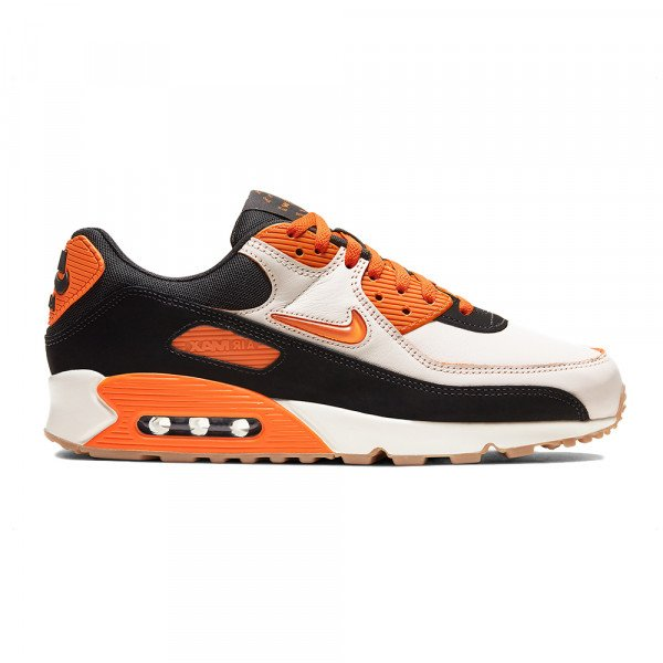 NIKE APAVI AIR MAX 90 PRM SAIL SAFETY ORANGE