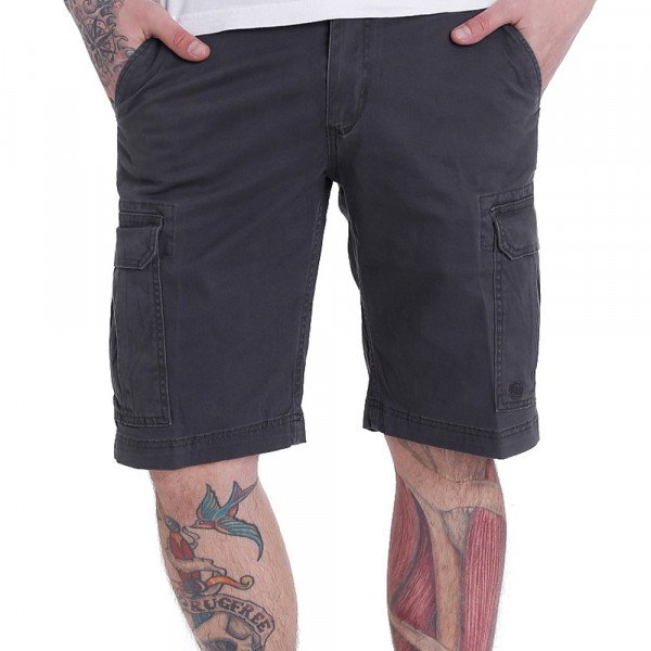 ELEMENT SHORTS LEGION CARGO WK OFF BLACK
