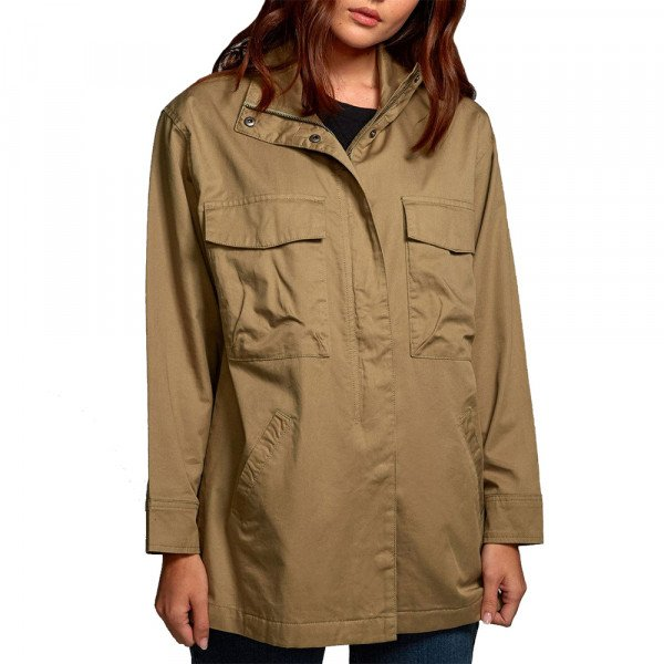 RVCA JACKET MOUNTAIN ALOE