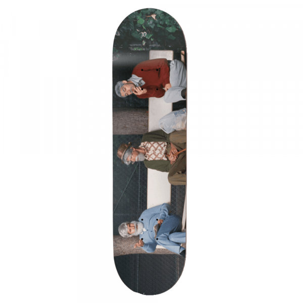 GIRL DECK BEASTIE BOYS SPIKE JONZE 8