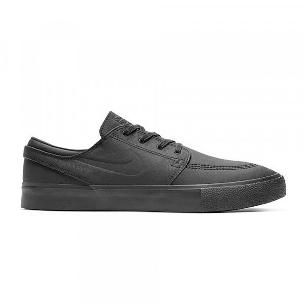 NIKE SHOES SB ZOOM JANOSKI RM PRM BLACK BLACK BLACK
