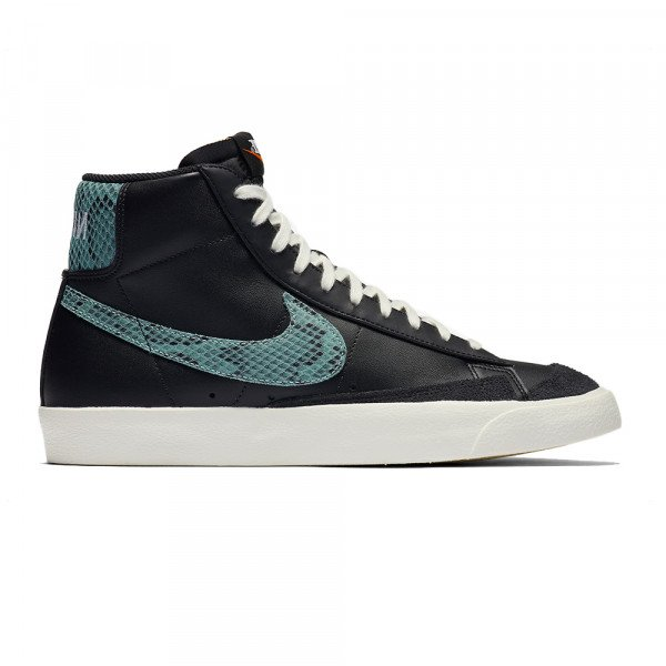 NIKE APAVI BLAZER MID 77 VNTG WE REPTILE BLACK LIGHT AQUA