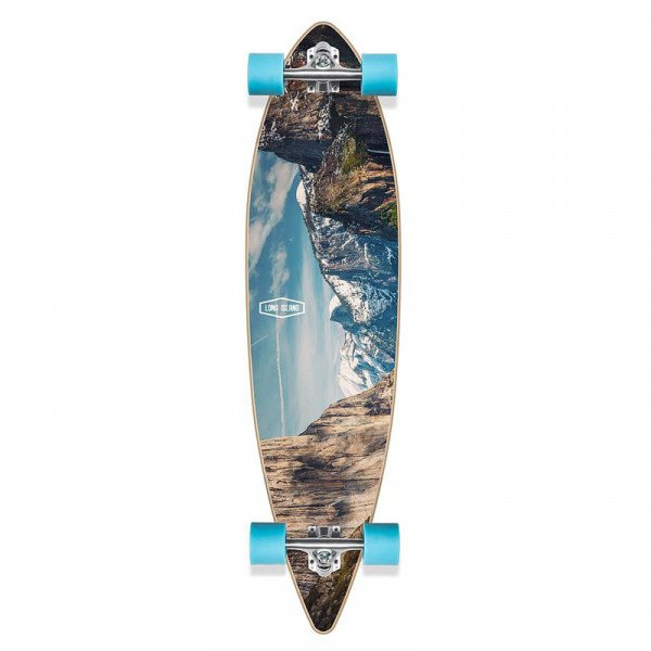 LONG ISLAND LONGBOARD BREATH ESSENTIAL 41 PINTAIL
