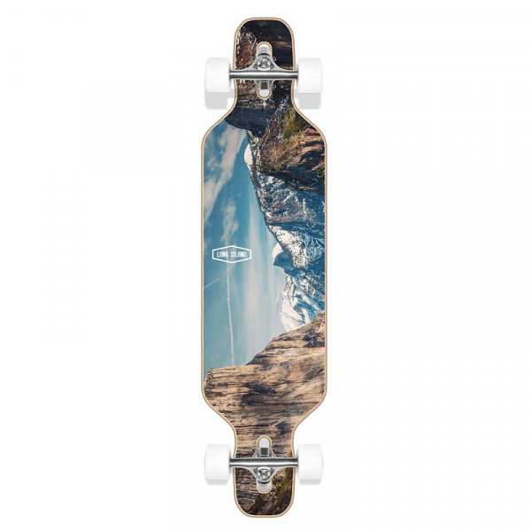 LONG ISLAND LONGBOARD BREATH ESSENTIAL 40 DROP