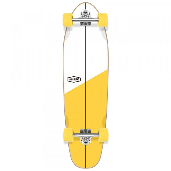 LONG ISLAND LONGBOARD CROSS ESSENTIAL 36 KICKTAIL