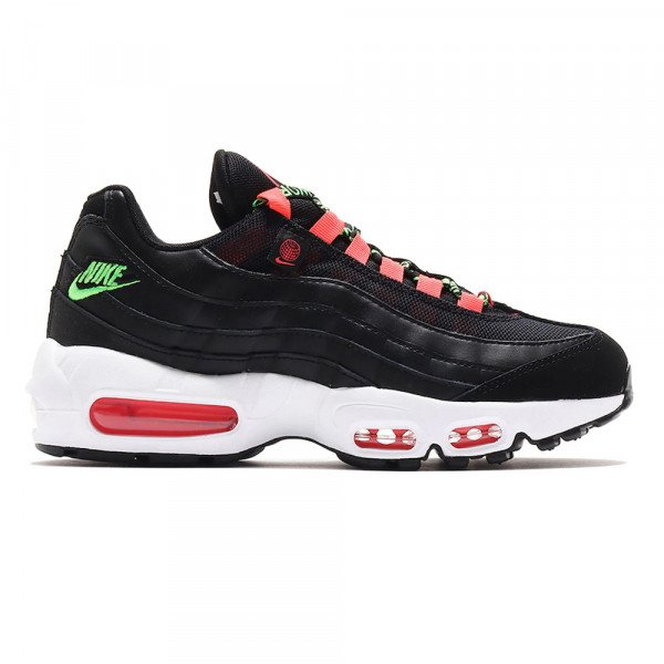 NIKE APAVI AIR MAX 95 SE WW W BLACK GREEN STRIKE