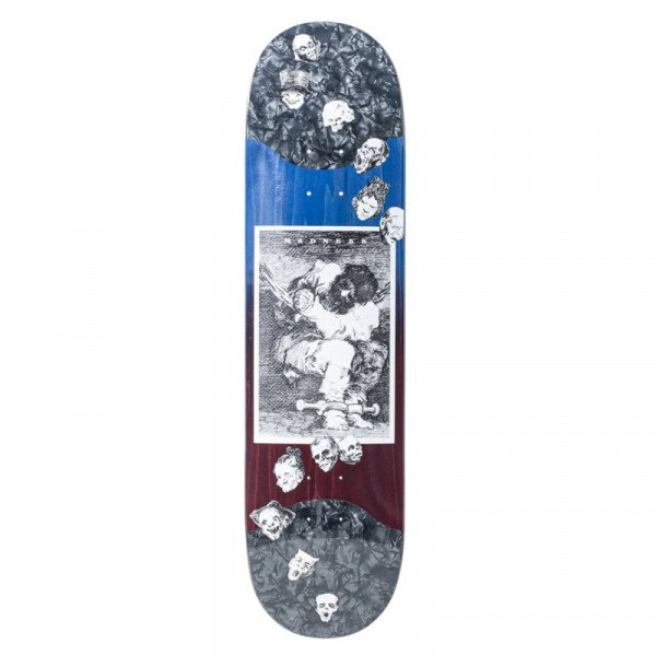 MADNESS DECK CAPTIVITY POPSICLE SLICK 8.125
