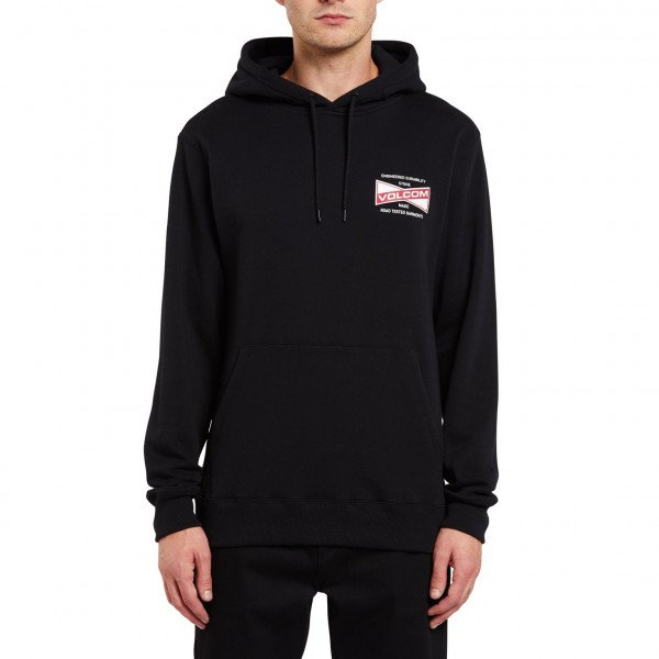 VOLCOM HOOD SUPPLY STONE P/O BLK