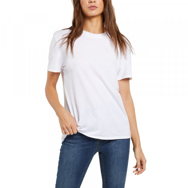VOLCOM T-SHIRT ONE OF EACH BF WHT