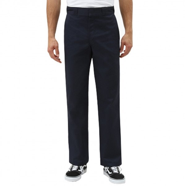 DICKIES BIKSES ORIGINAL FIT STRAIGHT LEG WORK DARK NAVY