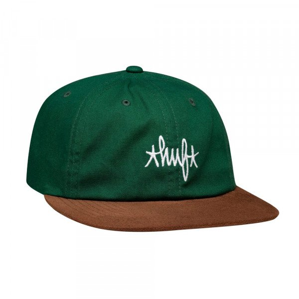 HUF CEPURE HAZE CONTRAST 6 PANEL FOREST