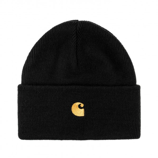 CARHARTT WIP CEPURE CHASE BLACK GOLD
