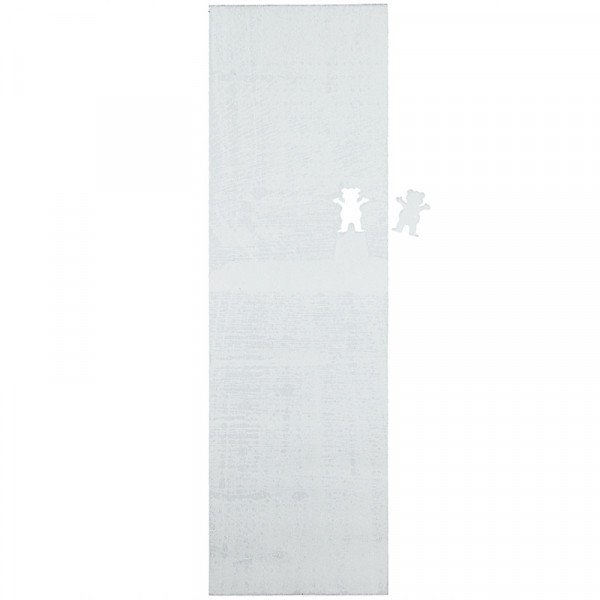 GRIZZLY GRIPTAPE CLEAR GRIPTAPE CLEAR