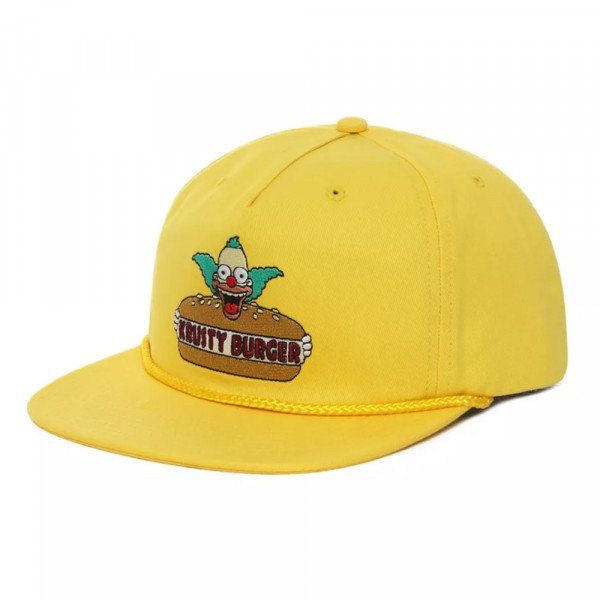 VANS CEPURE THE SIMPSONS SHALLOW UNSTRCTRD (THE SIMSPONS) KRUSTY
