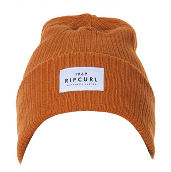 RIP CURL BEANIE ESSENTIALS HONEY