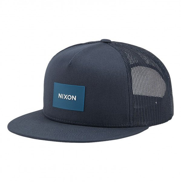 NIXON CEPURE TEAM TRUCKER ALL NAVY