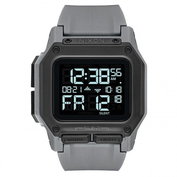 NIXON WATCH REGULUS ALL GUNMETAL