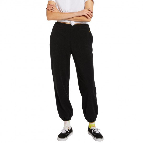 VOLCOM PANTS UP IN THE NUB BLK