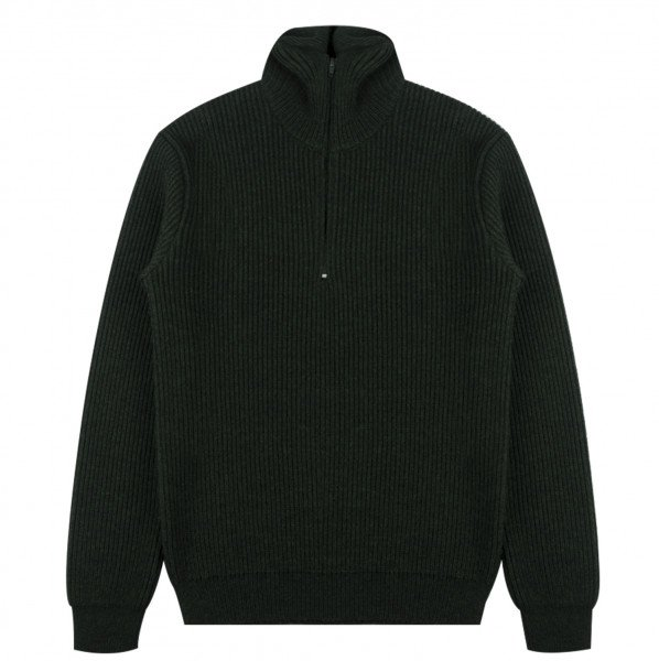 EDWIN DŽEMPERIS MILITARY KNIT GREENER