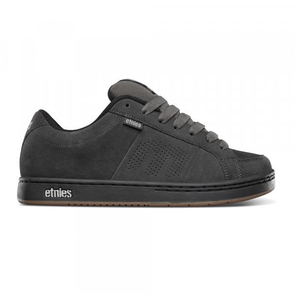 ETNIES APAVI KINGPIN DARK GREY BLACK