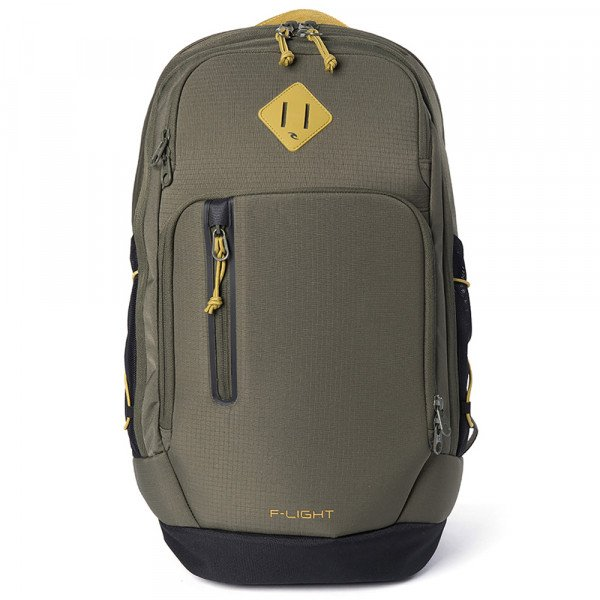 RIP CURL BACKPACK F-LIGHT ULTRA STACKA MILITARY GREEN