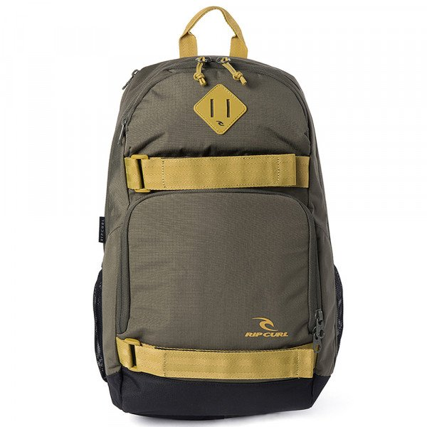 RIP CURL BACKPACK FADER STACKA M MILITARY GREEN
