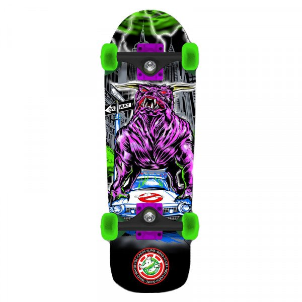 ELEMENT COMPLETE GHOSTBUSTERS ZUUL CRUISER 9.5