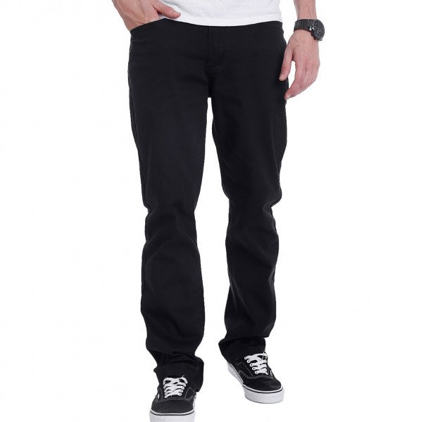 ELEMENT PANTS SAWYER FLINT BLACK