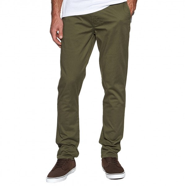 ELEMENT PANTS HOWLAND CLASSIC CHINO ARMY