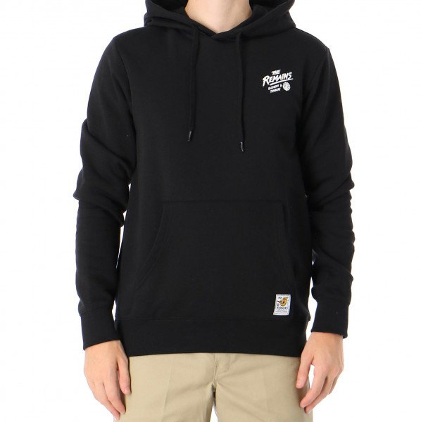 ELEMENT HOOD LIBERTY FLINT BLACK