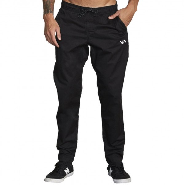 RVCA PANTS SPECTRUM III BLACK