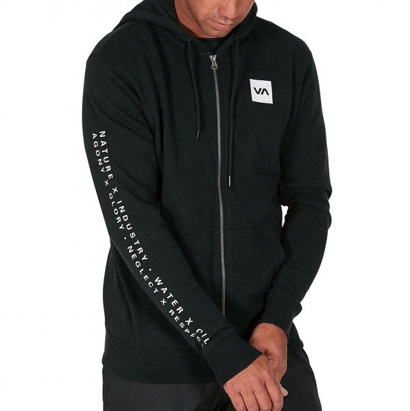 RVCA HOOD SWIFT BLACK