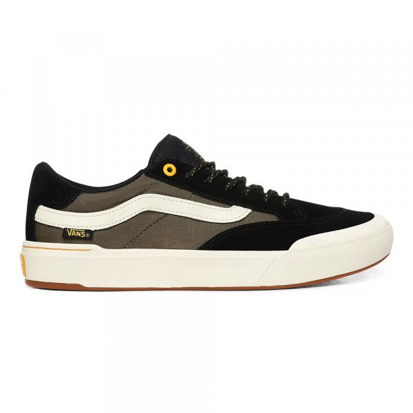 VANS APAVI BERLE PRO (SURPLUS) BLACK MILITARY