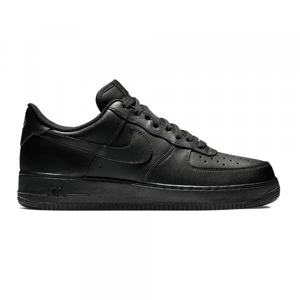 NIKE APAVI AIR FORCE 1 07 BLACK BLACK
