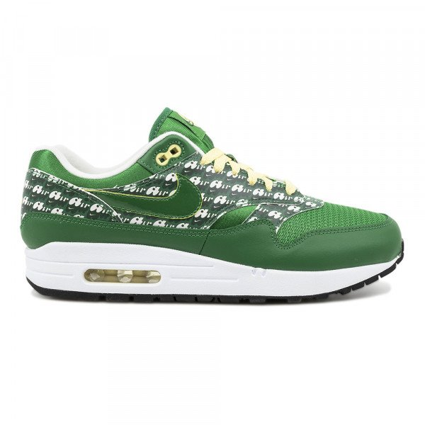 NIKE SHOES AIR MAX 1 PRM LIMEADE PINE GREEN